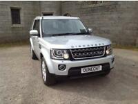 Land Rover Discovery SDV6 SE (silver) 2015-03-18