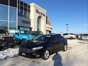 2014 Ford Fusion SE, Bluetooth, Heated Front Seats, Alloys, Fogs
