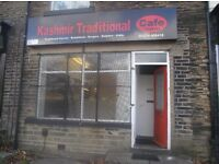 SHOP CAFE FAST FOOD TAKEAWAY TO LET RENT IN BRADFORD BD8 *CHEAP RENT!*