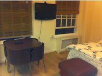 Studio Flat near Edward Road, W2 2QX (Students Accommodation)