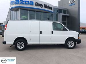 2013 GMC Savana 1500, V6, Automatic, air, One owner, No accident