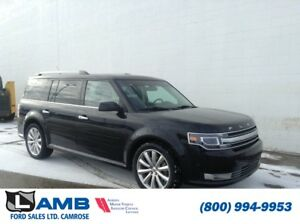 2016 Ford Flex Limited AWD Ecoboost with Adaptive Cruise, Active
