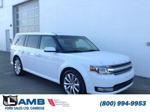 2016 Ford Flex Limited AWD Ecoboost moonroof Navigation Heated S