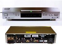 REAL HI-FI PIONEER DV-668AV DVD CD High End Player 5.1 Channel SACD DVD-AUDIO HDMI AWARD WINNER