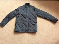 Boys Barbour Coat Age 10/11