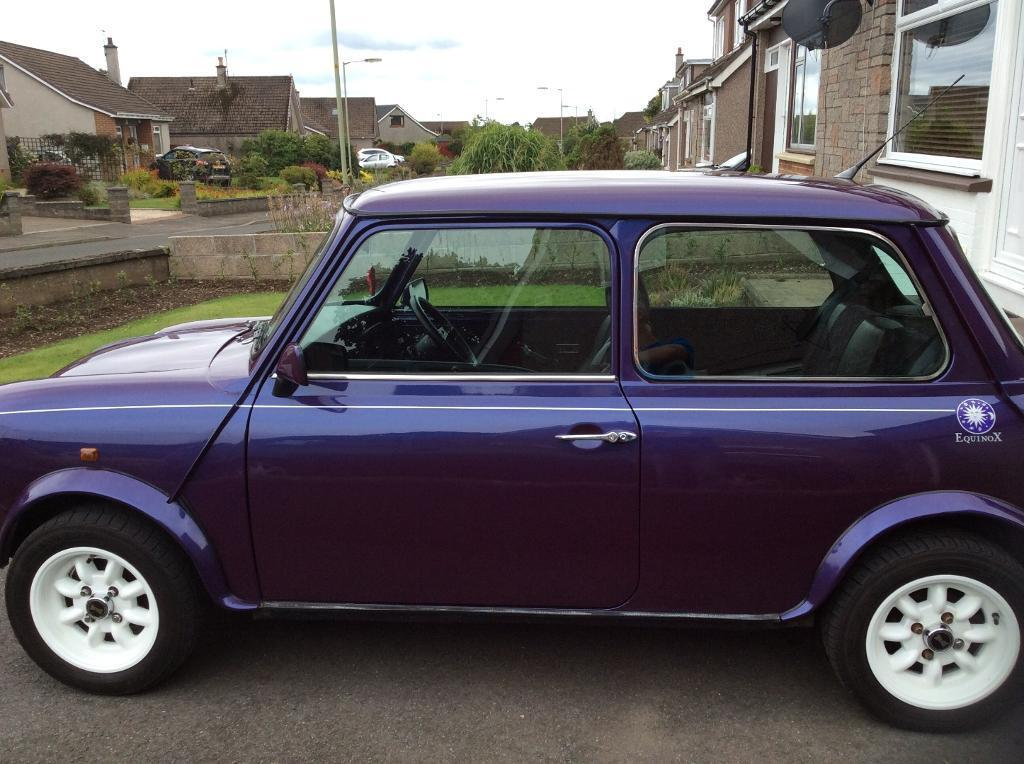 Rover Mini Equinox Limited Edition 1996 In Broughty Ferry Dundee