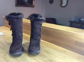 Genuine Ugg Boots, size 5