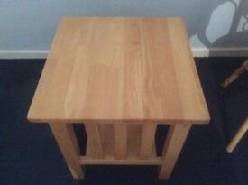 Lamp Table - Excellent condition (Originally from John Lewis)