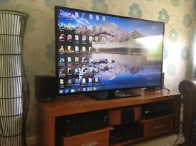 60 inch led Samsung tv full hd