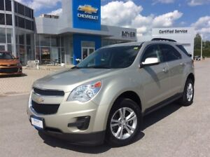 2015 Chevrolet Equinox LT | REMOTE START | HEATED SEATS | FWD 2.