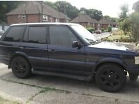 2.5 p 38 range rover dhse just over 91,000 miles with the BMW engine