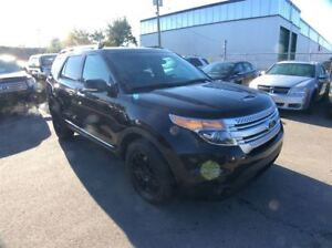 2013 Ford Explorer / XLT /  LEATHER /  NAVI /  ROOF / AWD