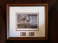 Canadian conservation wildlife stamps