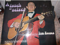 A TOUCH OF VELVET JIM REEVES