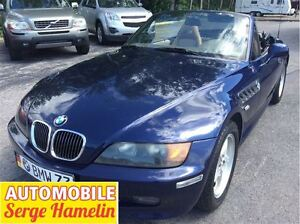 1997 BMW Z3 1.9 UNE TAXE CONSIGNATION