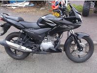 honda cbf 125 2010 11k only