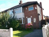 THREE BEDROOM SEMI-DETACHED PROPERTY LOCATED ON LYDFORD ROAD L12