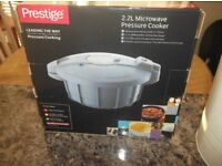 Microwave Pressure Cooker seen on Good Morning