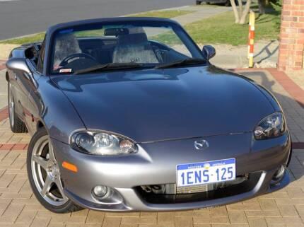2004 Mazda MX-5 Mullaloo Joondalup Area Preview