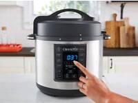 NEW Crock-Pot Express Pressure Cooker CSC051 Slow, Steamer 5.6 L