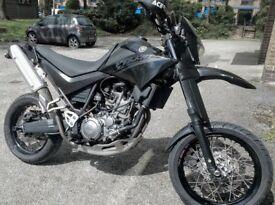 Yamaha XT660x great bike