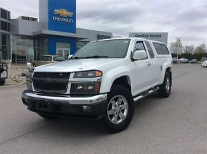 2011 Chevrolet Colorado LT w/2LT | 3.7L 5 CYL | EXTENDED CAB | L