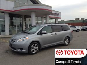 2016 Toyota Sienna LE 8 PASS--V6--PWR SLIDING DOORS--HEATED CLOT