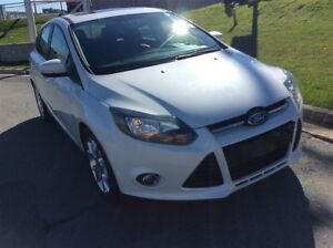 2013 Ford Focus TITANIUM / SPORTY/ AUTOMATIC / LEATHER / AND ONL