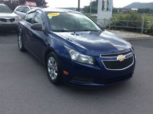 2012 Chevrolet Cruze LS BLUTOOT  GR ELECT NEW ARRIVAGE