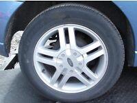 """ford focus 15"""" 5 spoke twin spoke alloy wheel"""