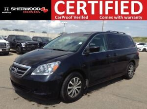 2007 Honda Odyssey EX-L|REMOTE START|SUNROOF|HEATED LEATHER|HOME