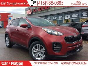 2018 Kia Sportage LX FWD | $165 BI-WEEKLY | BACKUP CAMERA |