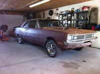 Wanted:dodge/plymouth/mopar projects