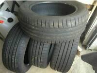 Goodyear Part Worn Tyres - Good Condition