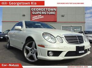 2009 Mercedes-Benz E-Class NAVI | CLEAN CARPROOF | SUNROOF |