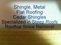 Eavestrough Cleaning And Snow Removal