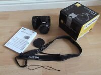 Nikon Coolpix L340 20MP 28X Zoom Bridge Camera