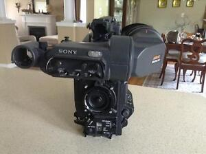 Sony PDW F800 Professional HD camcorder Kitchener / Waterloo Kitchener Area image 2