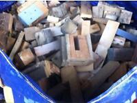 Firewood off cuts