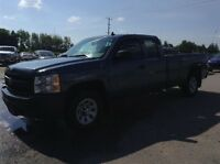2012 Chevrolet Silverado 1500 Work Truck 4x4 Long Box !