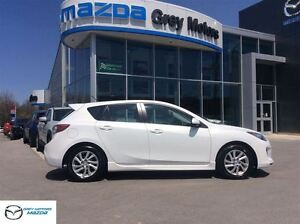 2012 Mazda MAZDA3 GS-SKY, 6-Speed, Heated Seats, Bluetooth, One