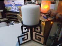 PARTYLITE OLYMPUS PILLAR HOLDER