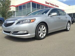 2014 Acura RLX P-AWS | HEATED LEATHER | BLUETOOTH | BACK CAM