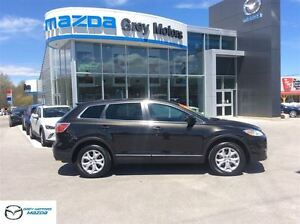 2012 Mazda CX-9 GS, All Wheel Drive, Heated Leather, P.Sunroof,