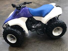 Suzuki LT 80 QUAD
