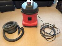 Numatic industrial hoover