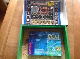 Kids electronic lab
