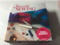Sewing step by step guide to dressmaking and sewing
