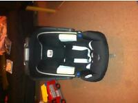 Britax baby car seat(for new born to 9 monthes)