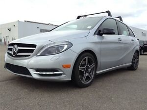 2013 Mercedes-Benz B-Class B250 Sports Tourer | 3M | PANORAMIC S
